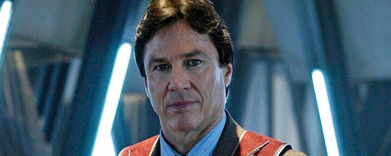 Fallece Richard Hatch, Capitán Apolo en 'Battlestar Galactica'