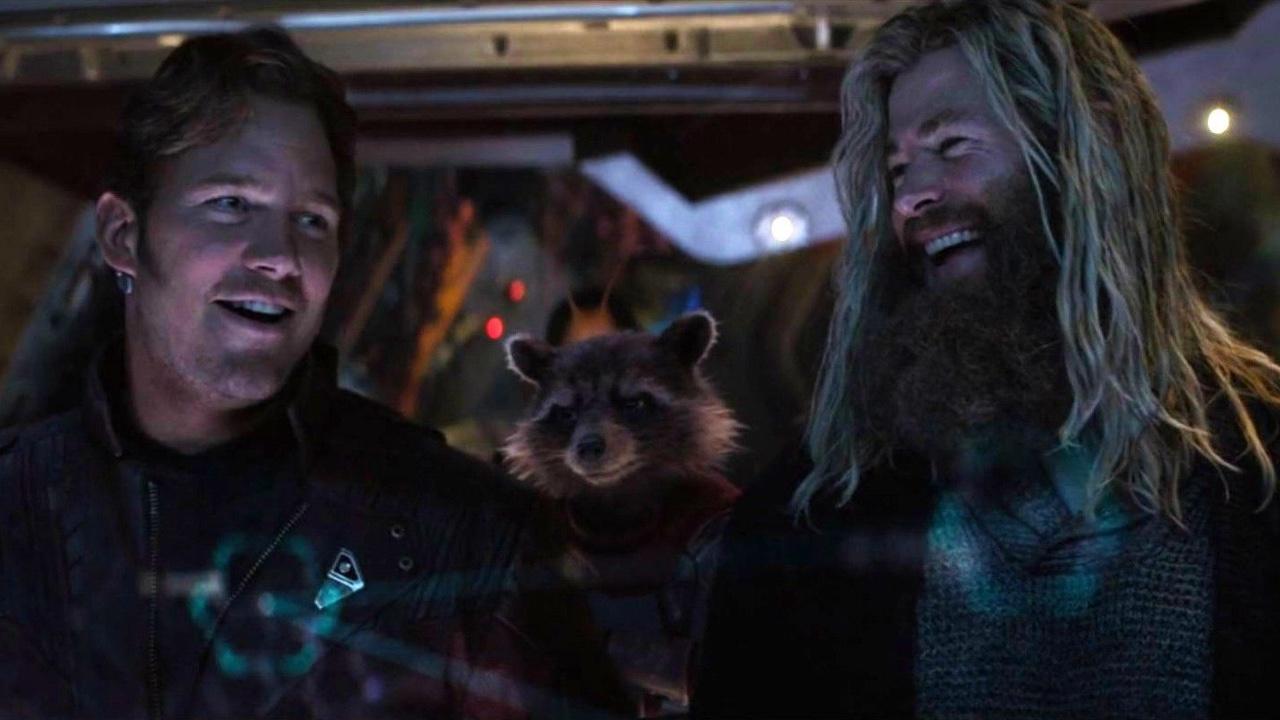 'Thor: Love and Thunder' continuará la divertida rivalidad entre Star-Lord y el dios del trueno