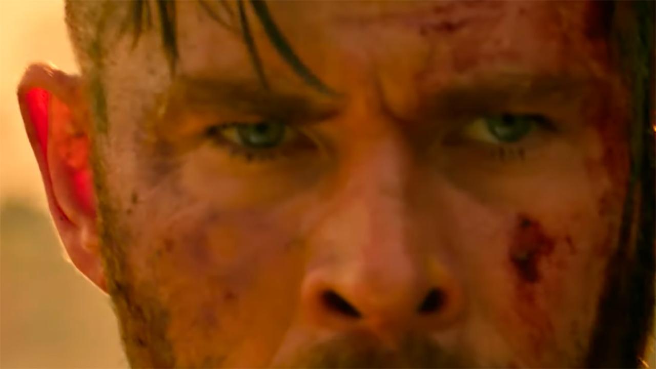 'Tyler Rake' sigue vivo en el primer teaser de la secuela protagonizada por Chris Hemsworth