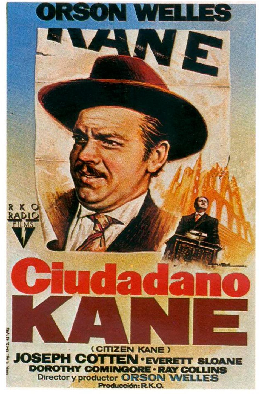Orson Welles - El Ciudadano Kane (1941) [MEGA]
