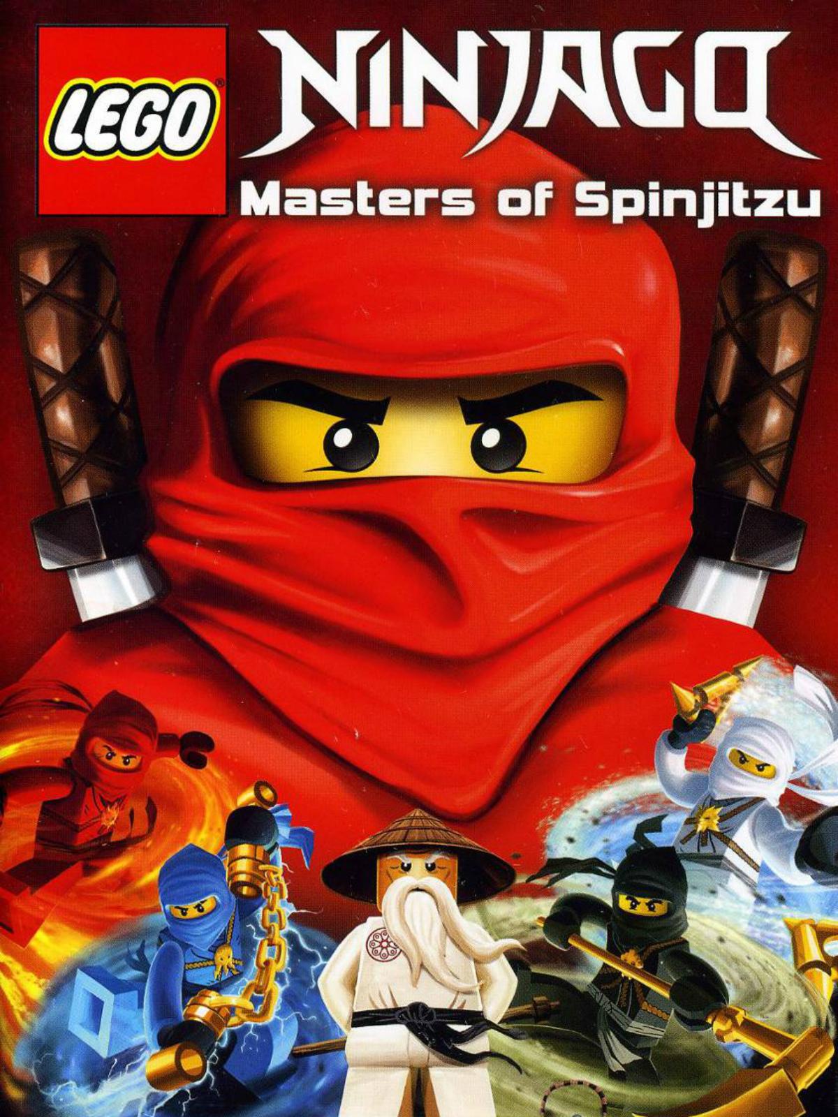 Ninjago Serien