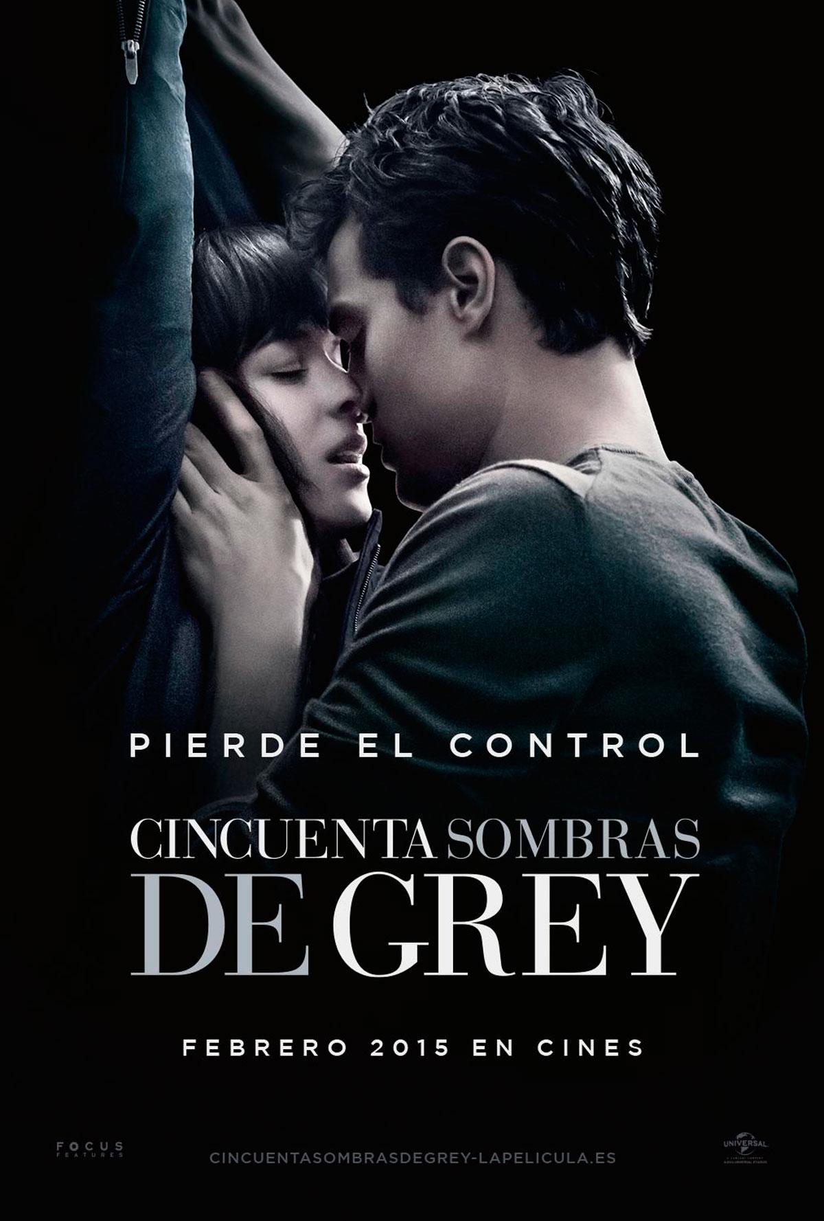 50 Sombras De Grey (2015) [Dvdrip] [Latino] [1 Link]