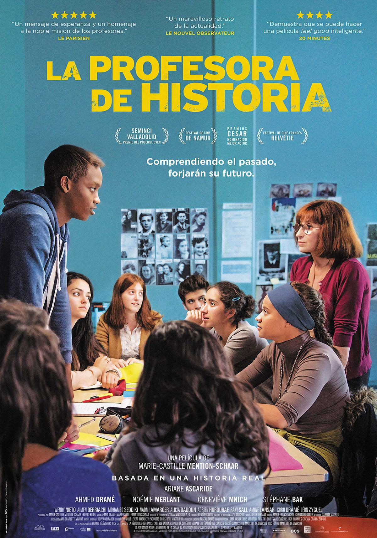 La profesora de historia pel cula 2014 for Le chiffre 13 film