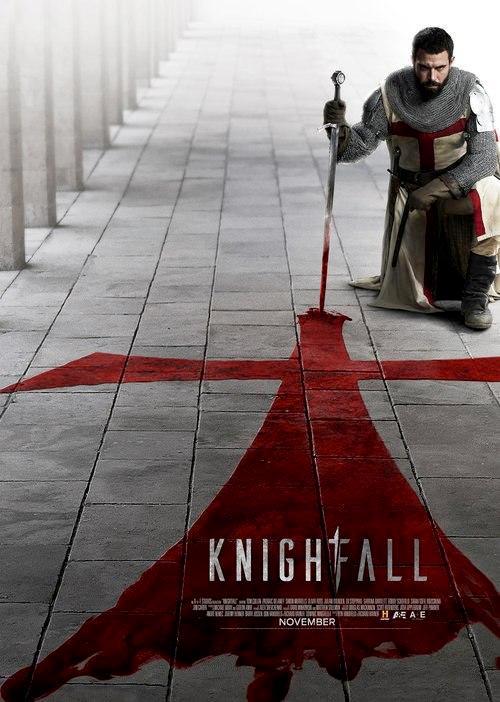 Post -- Knightfall -- Comienza la búsqueda del Santo Grial 237349
