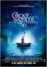 Cirque du Soleil: Mundos lejanos 3D