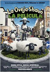 La oveja Shaun. La película poster