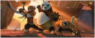 Los furiosos de &#39;Kung Fu Panda 2&#39; lideran la taquilla espa&#241;ola