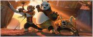 Los furiosos de 'Kung Fu Panda 2' lideran la taquilla española