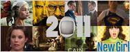 Las mejores series y momentos de series de 2011