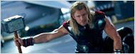'Thor 2': Chris Hemsworth dice que Robert Downey Jr. es el padrino de 'Los Vengadores'