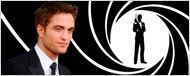 Robert Pattinson ('Amanecer 2') quiere ser James Bond