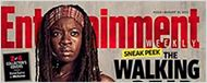 'The Walking Dead': Entertainment Weekly dedica cuatro impresionantes portadas a Rick, Michonne, Daryl y el Gobernador