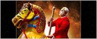 'Cirque du Soleil: Mundos lejanos 3D': cuatro nuevos mágicos pósters