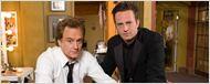'Go On': Bradley Whitford y Matthew Perry se reencuentran tras su trabajo juntos en 'Studio 60'