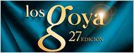 ¡Sigue en directo las nominaciones de los Goya 2013 con SensaCine!