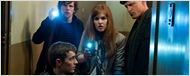 'Now You See Me': ¡Jesse Eisenberg y Morgan Freeman en las primeras fotos!