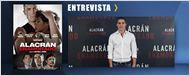"""Alex González: """"A los actores nos pasan cosas ciertamente locas"""""""