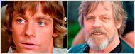 'Star Wars': Los actores, antes y ahora