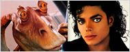 'Star Wars': Michael Jackson quería interpretar a Jar Jar Binks