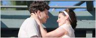 Jesse Eisenberg y Kristen Stewart se besan en las nuevas imágenes del rodaje de la próxima película de Woody Allen