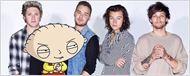 'Padre de familia': La banda One Direction aparecerá en la serie de Fox