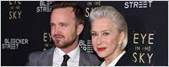 'Espías desde el cielo': Helen Mirren y Aaron Paul rinden homenaje a Alan Rickman en la premiere