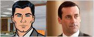 'Archer': El equipo de la serie quiere a Jon Hamm como protagonista de una posible película de acción real
