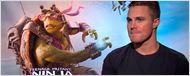 'Ninja Turtles: Fuera de las sombras': Stephen Amell nos cuenta cómo es su Casey Jones