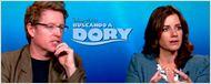 'Buscando a Dory': Andrew Stanton y Lindsey Collins nos hablan sobre el personaje más adorable de la película