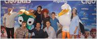 'Cigüeñas': Así fue la divertida premiere en Madrid