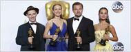Oscar 2017: Brie Larson y Leonardo DiCaprio presentarán en la gala