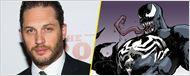 'Venom': Tom Hardy protagonizará el 'spin-off' de 'Spider-Man' de Sony Pictures
