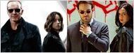 Los héroes de 'The Defenders' y 'Agents' of S.H.I.E.L.D.' se reúnen para una sesión de fotos