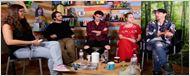 El reparto de 'Velvet Colección' se muestra convencido de que habrá segunda temporada en su visita a SensaCine