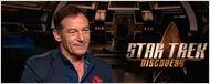 """Jason Isaacs de 'Star Trek: Discovery': """"Espero que no tengamos un cameo como el de Ed Sheeran en 'Juego de Tronos'"""""""