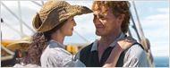 'Outlander': Todas las imágenes del rodaje de las escenas del barco