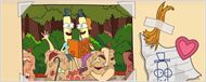 'Rick y Morty': Sr. Ojetesucio protagoniza un emotivo vídeo para celebrar el día de Acción de Gracias