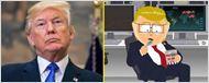 10 series de televisión que se han metido con Donald Trump