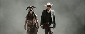 &#39;El llanero solitario&#39;: otro tr&#225;iler con Johnny Depp haciendo el indio