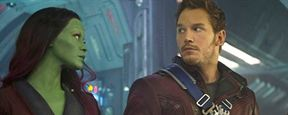 'Guardianes de la Galaxia Vol. 2': Nueva foto detrás de las cámaras con sus protagonistas