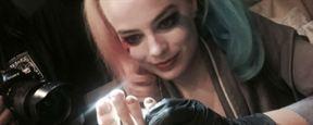'Escuadrón Suicida': Margot Robbie reconoce que tatuó erróneamente a un miembro del equipo durante el rodaje