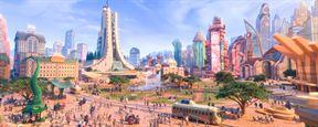'Zootrópolis': Descubre la nueva (y espectacular) ciudad creada por Disney en el último avance