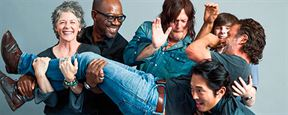 'The Walking Dead': Los seis supervivientes originales de la serie juntos en una divertida imagen