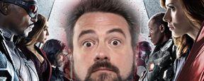 'Capitán América: Civil War': Kevin Smith considera que es la mejor película sobre un cómic