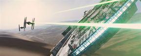 'Star Wars: Episodio VIII': El Halcón Milenario, protagonista del nuevo vídeo del rodaje