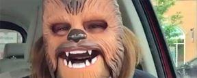 'Star Wars': Peter Mayhew responde a la madre protagonista del vídeo viral por el uso de una máscara de Chewbacca