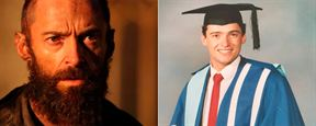 Hugh Jackman felicita a los estudiantes con una foto de su graduación