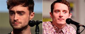 La transformación de Daniel Radcliffe en Elijah Wood que se ha hecho viral