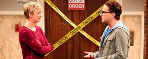 'The Big Bang Theory': ¿Cómo se rompió el ascensor?