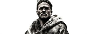 'King Arthur: Legend Of The Sword': Primer póster de la película protagonizado por Charlie Hunnam y Excálibur